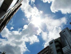 日本の夏は40度近くまで上昇する