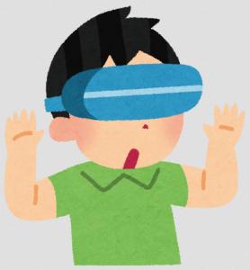 画像=「VR保育園」の想像図