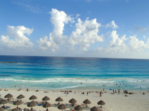 写真=東多摩市から最寄りのリオデジャネイロのビーチ