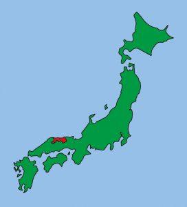 画像=島根県は「影が薄い県」「場所がわからない県」として話題に上がる